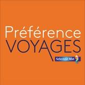 Préférence Voyages